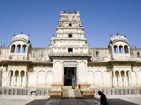 Ram Laxman Temple in Pushkar