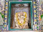 Ganesha at the Ganesh Chowk, god of transitions