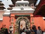 Taleju Temple Hindu temple entrance