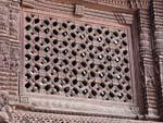 Windows of the Keshav Narayan Chowk (the former residence of the Malla kings)